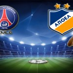 Prediksi Pertandingan PSG Vs APOEL Nicosia 06 November 2014