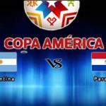 Prediksi Skor Argentina vs Paraguay 01 Juli 2015