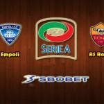 Prediksi Skor Empoli vs AS Roma 28 Februari 2016