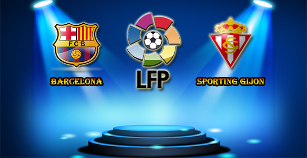 info Prediksi Skor Barcelona vs Sporting Gijon 24 April 2016