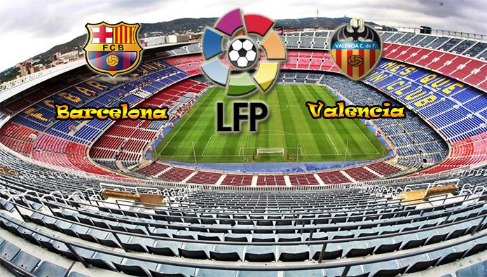 Prediksi Skor Barcelona vs Valencia 18 April 2016