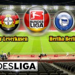 Prediksi Skor Bayer Leverkusen vs Hertha Berlin 30 April 2016