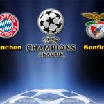 Prediksi Skor Bayer Munchen vs Benfica 6 April 2016