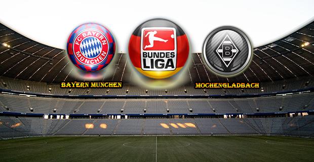 info Prediksi Skor Bayern Munchen vs Mochengladbach 30 April 2016
