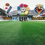 Prediksi Skor Eibar vs Villarreal 3 April 2016