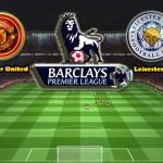 Prediksi Skor Manchester United vs Leicester City 1 May 2016
