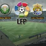 Prediksi Skor Real Betis vs Las Palmas 20 April 2016