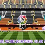 Prediksi Skor Valencia vs Villareal 2 Mei 2016