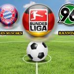 Prediksi Skor Antara Bayern Munchen Vs Hannover 14 Mei 2016