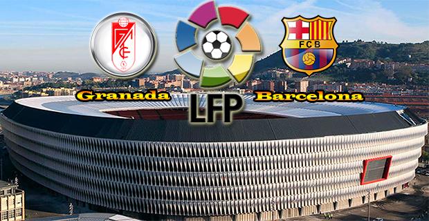info Prediksi Skor Granada vs Barcelona 14 Mei 2016