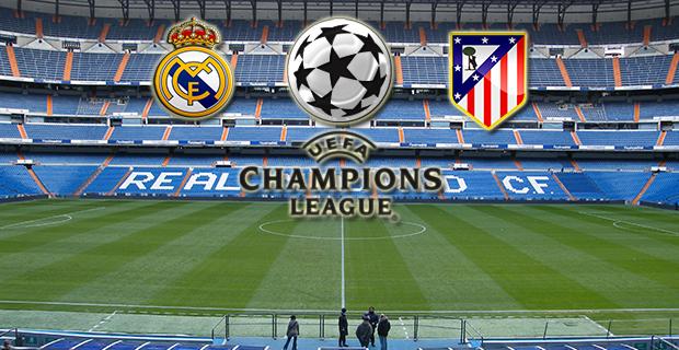 info Prediksi Skor Real Madrid vs Atletico Madrid 29 Mei 2016