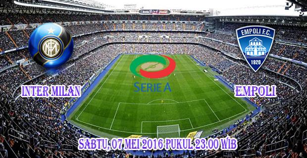 Prediksi Skor Inter Milan vs Empoli 7 Mei 2016