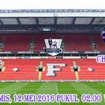Prediksi Skor Liverpool vs Chelsea 12 Mei 2016