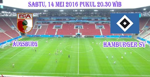 Prediksi Skor Augsburg vs Hamburger SV 14 Mei 2016