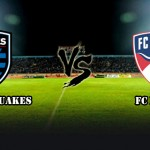 Prediksi Skor SJ Earthquakes Vs Dallas 29 Mei 2016