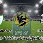 Prediksi Skor America Mineiro Vs Ponte Preta 3 Juni 2016