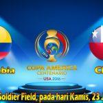 Prediksi Skor Colombia Vs Chile 23 Juni 2016
