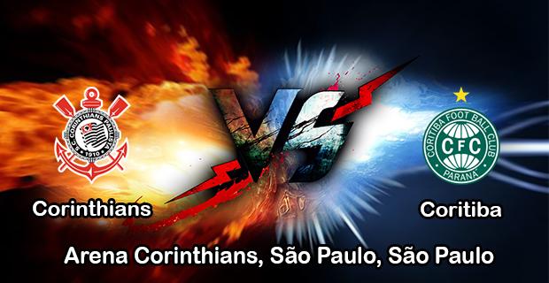 Prediksi Skor Corinthians Vs Coritiba 5 Juni 2016