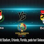 Prediksi Skor Panama Vs Bolivia 7 Juni 2016