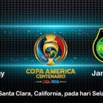 Prediksi Skor Uruguay Vs Jamaika 14 Juni 2016