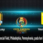 Prediksi Skor Uruguay Vs Venezuela 10 Juni 2016