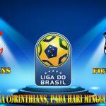 Prediksi Skor Corinthians VS Figueirense 24 Juli 2016