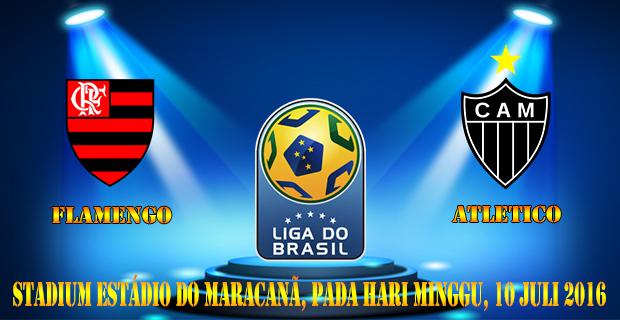 Prediksi Skor Flamengo Vs Atletico 10 Juli 2016
