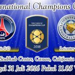 Prediksi Skor Paris Saint Germain Vs Leicester City 31 Juli 2016