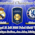 Prediksi Skor Real Madrid Vs Chelsea 31 Juli 2016