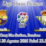 Prediksi Skor Barcelona Vs Real Betis 20 Agustus 2016