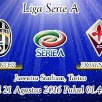 Prediksi Skor Juventus Vs Fiorentina 21 Agustus 2016
