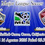 Prediksi Skor La Galaxy Vs Colorado Rapids 14 Agustus 2016