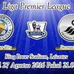 Prediksi Skor Leicester City Vs Swansea City 27 Agustus 2016