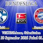 Prediksi Skor Schalke Vs Bayern Munchen 10 September 2016