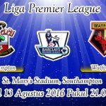 Prediksi Skor Southampton Vs Watford FC 13 Agustus 2016