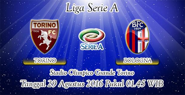 Prediksi Skor Torino Vs Bologna 29 Agustus 2016