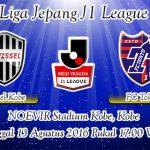 Prediksi Skor Vissel Kobe Vs FC Tokyo 13 Agustus 2016