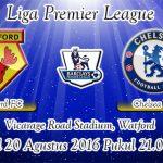Prediksi Skor Watford Vs Chelsea 20 Agustus 2016