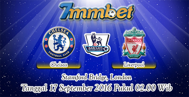 Prediksi Skor Chelsea Vs Liverpool 17 September 2016