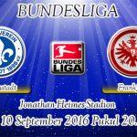 Prediksi Skor Darmstadt Vs Eintracht Frankfurt 10 September 2016