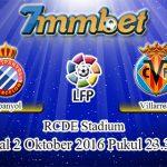 Prediksi Skor Espanyol Vs Villarreal 2 Oktober 2016