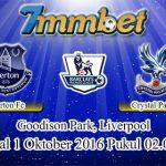Prediksi Skor Everton Vs Crystal Palace 1 Oktober 2016