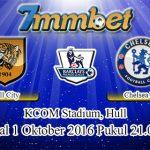 Prediksi Skor Hull City Vs Chelsea 1 Oktober 2016