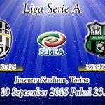 Prediksi Skor Juventus Vs Sassuolo 11 September 2016