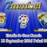 Prediksi Skor Las Palmas Vs Malaga 18 September 2016