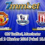 Prediksi Skor Manchester United Vs Stoke City 2 Oktober 2016