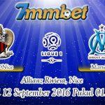 Prediksi Skor Nice Vs Marseille 12 September 2016