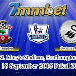 Prediksi Skor Southampton Vs Swansea City 18 September 2016