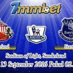 Prediksi Skor Sunderland Vs Everton 13 September 2016
