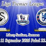 Prediksi Skor Swansea City Vs Chelsea 11 September 2016